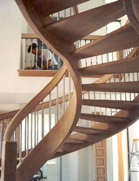Switchback Staircase